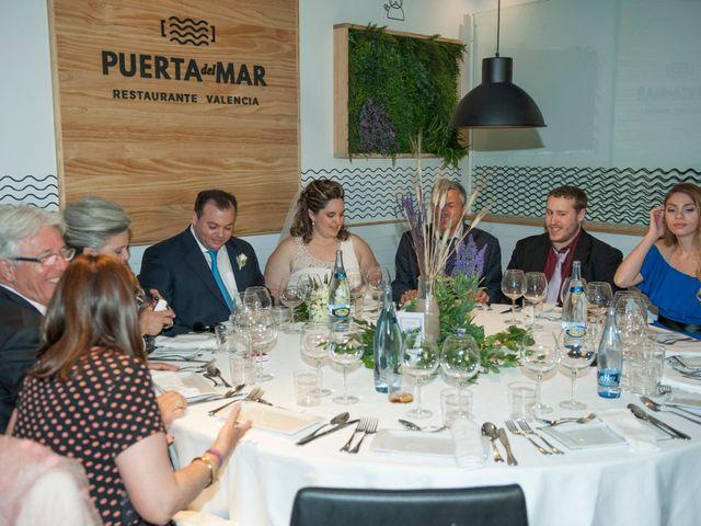 La boda de Nieves y Jose María  en Valencia, Valencia 11
