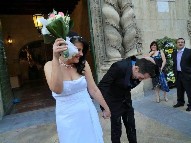 La boda de Miguel y Inma en Alacant/alicante, Alicante 3