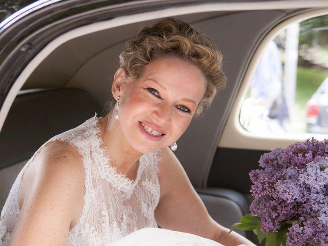 La boda de David  y Helena  en Boadilla Del Monte, Madrid 2