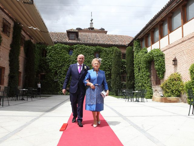 La boda de David  y Helena  en Boadilla Del Monte, Madrid 6