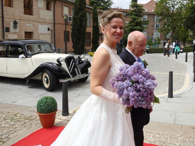 La boda de David  y Helena  en Boadilla Del Monte, Madrid 8