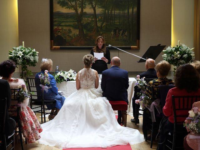 La boda de David  y Helena  en Boadilla Del Monte, Madrid 9