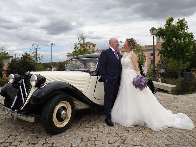 La boda de David  y Helena  en Boadilla Del Monte, Madrid 11