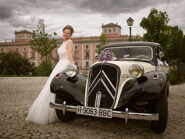 La boda de David  y Helena  en Boadilla Del Monte, Madrid 12