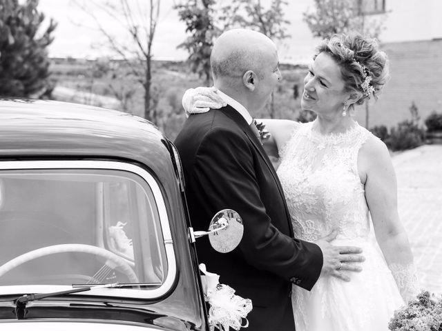 La boda de David  y Helena  en Boadilla Del Monte, Madrid 13