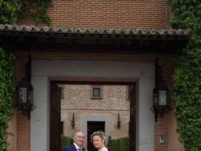 La boda de David  y Helena  en Boadilla Del Monte, Madrid 18