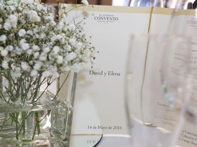 La boda de David  y Helena  en Boadilla Del Monte, Madrid 21