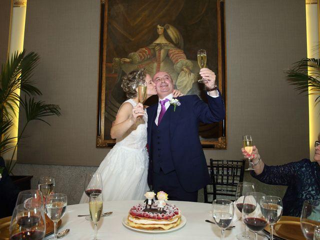 La boda de David  y Helena  en Boadilla Del Monte, Madrid 22