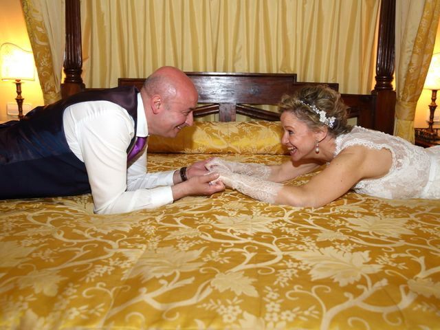 La boda de David  y Helena  en Boadilla Del Monte, Madrid 26
