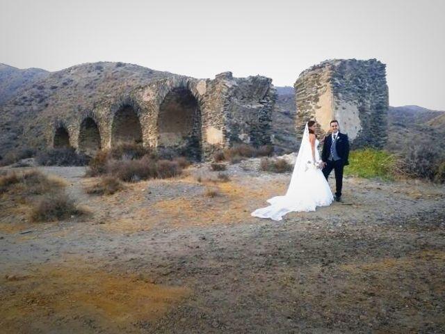 La boda de Ventura y Sara en Vera, Almería 1