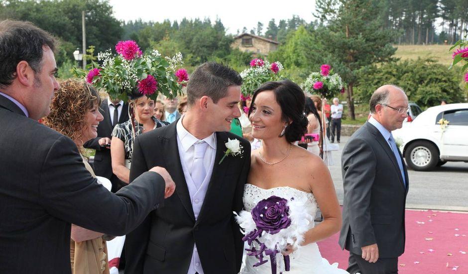 La boda de Yon y Olga  en Amurrio, Álava