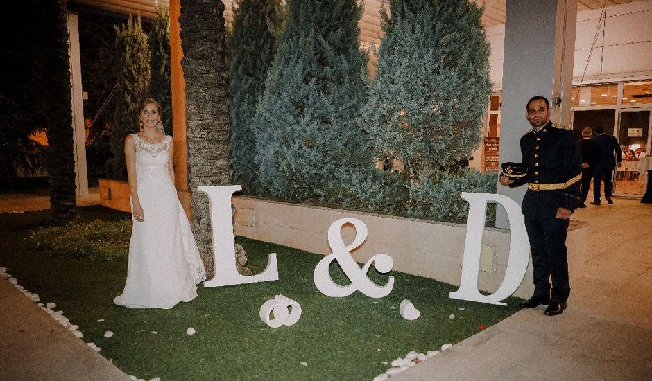 La boda de David y Laura  en Granada, Granada