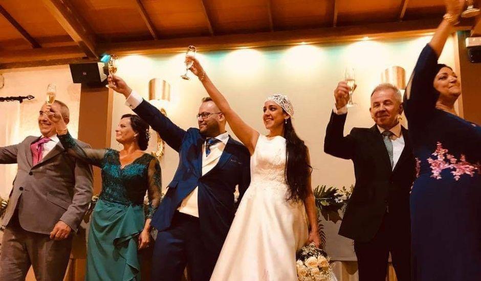 La boda de Marina y Jorge en Alora, Málaga