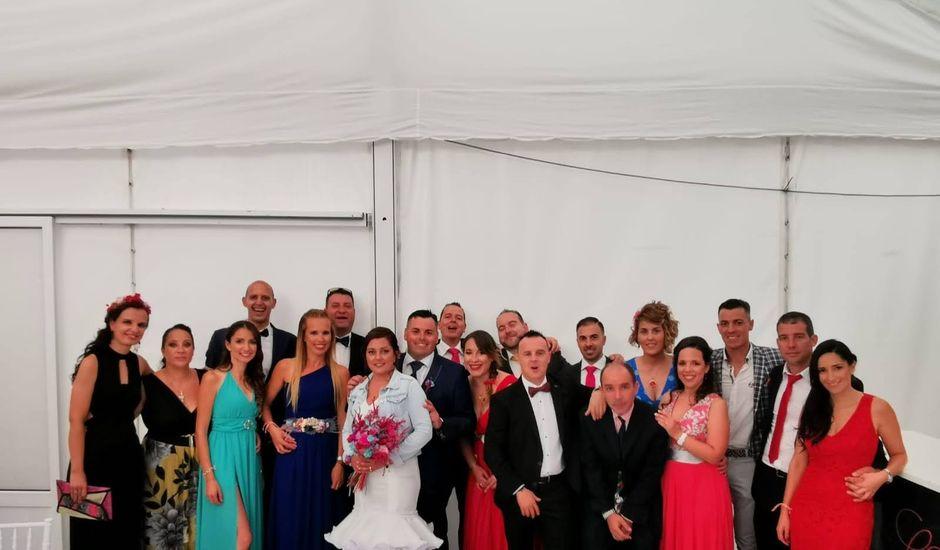 La boda de Javier  y Eva  en Villada, Palencia
