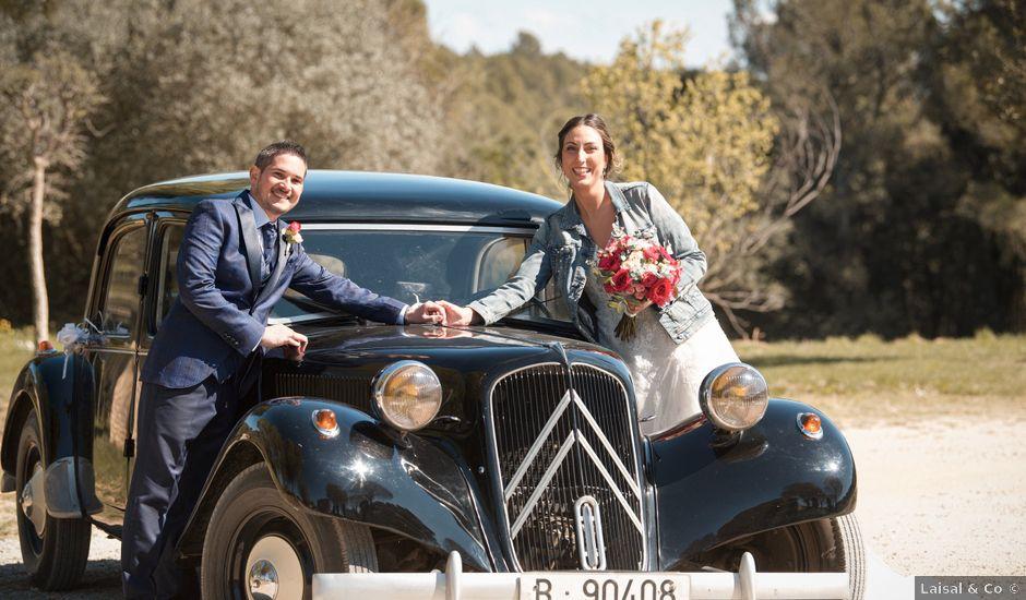 La boda de Sergi y Anna en Pontos, Girona