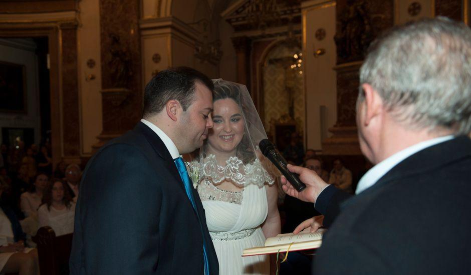 La boda de Nieves y Jose María  en Valencia, Valencia