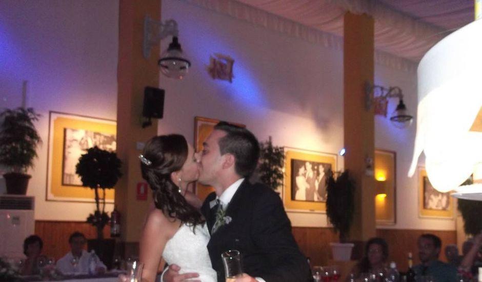 La boda de Ventura y Sara en Vera, Almería