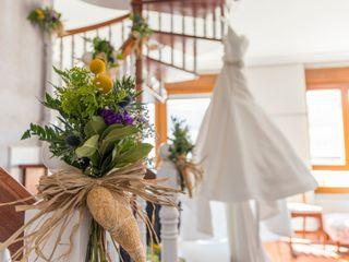 La boda de Tamara y Iñaki 1