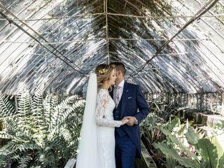 La boda de Belén y Alonso