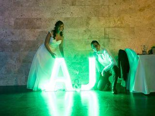 La boda de Alexandra y Jaume