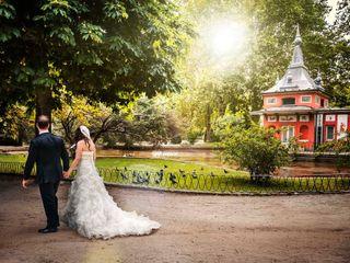 La boda de Marimar y Carlos