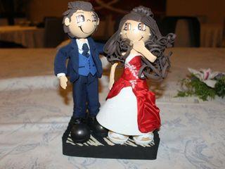 La boda de Lore y Isma 1