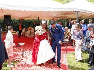 La boda de Lore y Isma 2