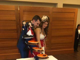 La boda de Lore y Isma