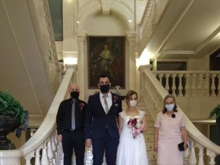 La boda de Sheyla y Jose