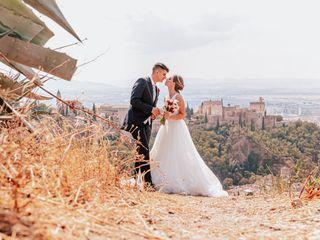 La boda de Cristina y Ángel 3