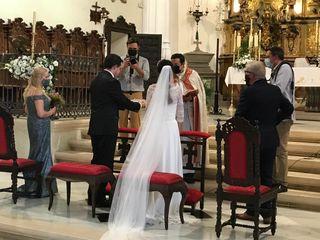 La boda de Beatriz y Carlos 1
