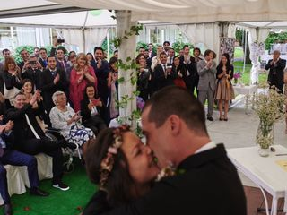 La boda de Ángel y Nefise 1