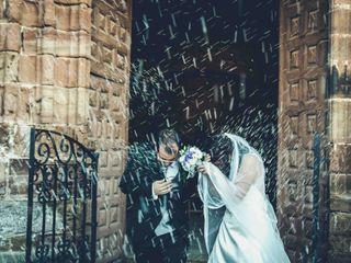 La boda de María José y Gustavo