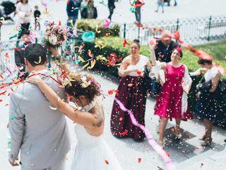 La boda de Alba y Nestor