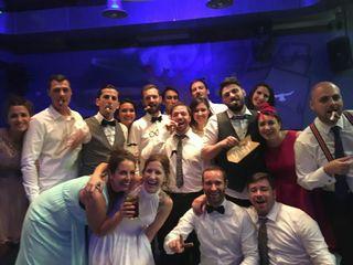 La boda de Alba y Nestor 2