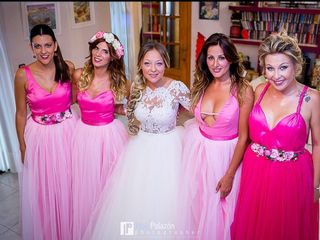 La boda de Rebeca lull y Antonio Arenas  1
