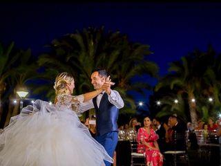 La boda de Rebeca lull y Antonio Arenas