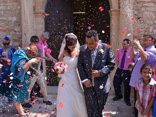 La boda de Angel y Mireia