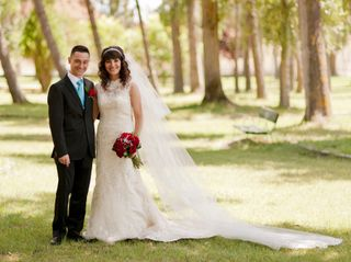 La boda de Elsa y David