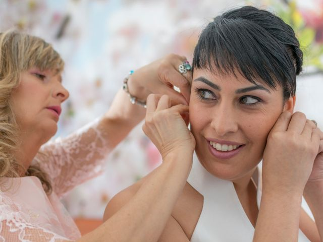 La boda de Iñaki y Tamara en Getxo, Vizcaya 8
