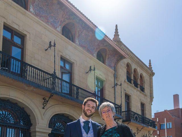 La boda de Iñaki y Tamara en Getxo, Vizcaya 12