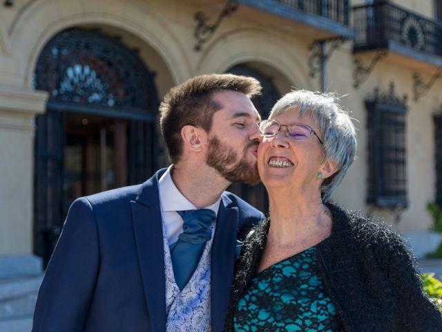 La boda de Iñaki y Tamara en Getxo, Vizcaya 13