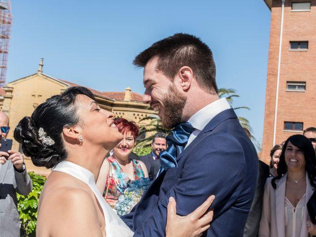 La boda de Iñaki y Tamara en Getxo, Vizcaya 16