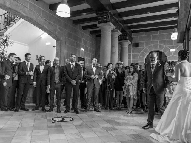 La boda de Iñaki y Tamara en Getxo, Vizcaya 17