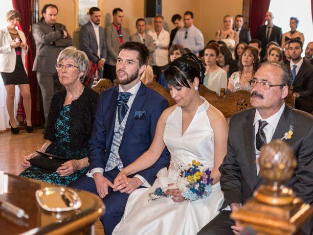 La boda de Iñaki y Tamara en Getxo, Vizcaya 19