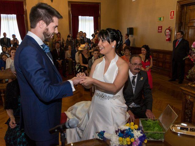 La boda de Iñaki y Tamara en Getxo, Vizcaya 21