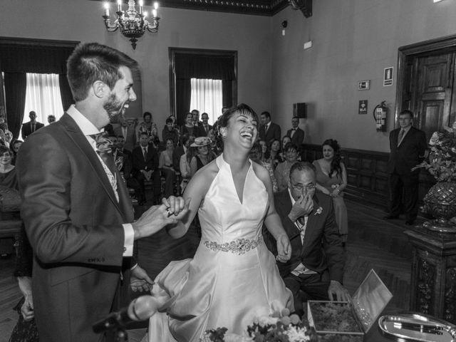 La boda de Iñaki y Tamara en Getxo, Vizcaya 22