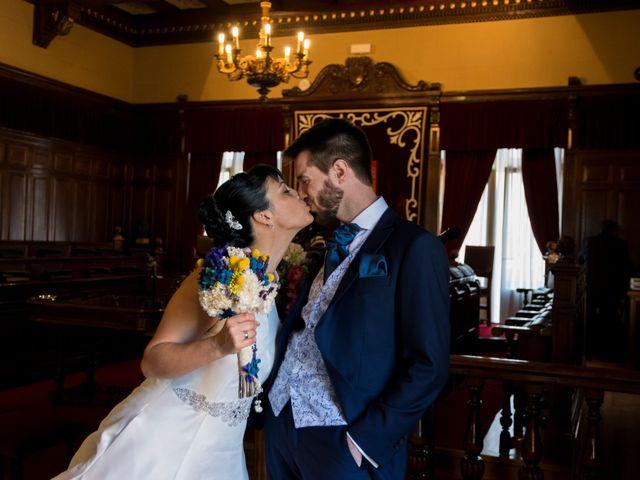 La boda de Iñaki y Tamara en Getxo, Vizcaya 1