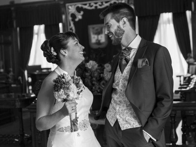 La boda de Iñaki y Tamara en Getxo, Vizcaya 24