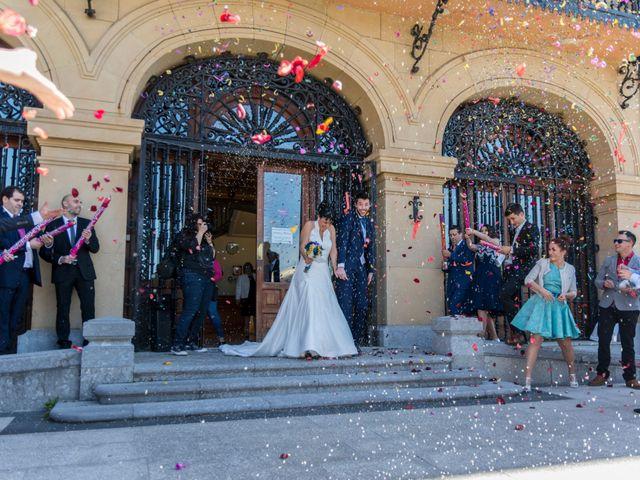 La boda de Iñaki y Tamara en Getxo, Vizcaya 25
